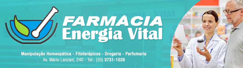Energia Vital Farmácia Homeopática